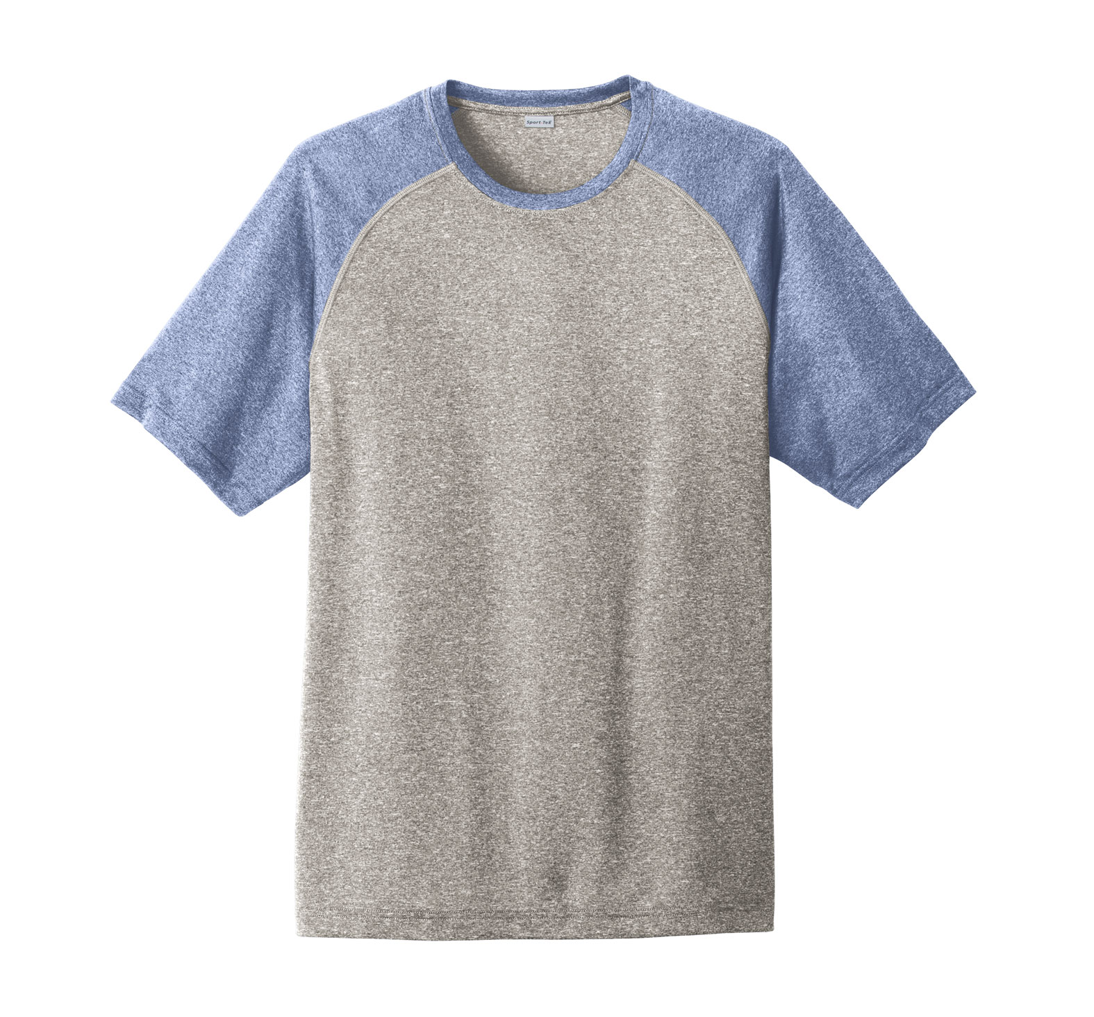 Sport-Tek® Adult Heather-On-Heather Contender™ Tee