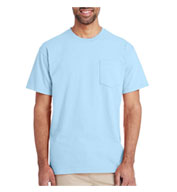 Custom Gildan Mens Hammer Short Sleeve Pocket T-Shirt