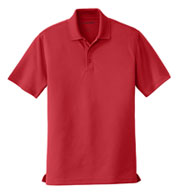 Custom Port Authority® Mens Dry Zone® UV Micro-Mesh Polo