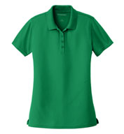 Custom Port Authority® Ladies Dry Zone® UV Micro-Mesh Polo