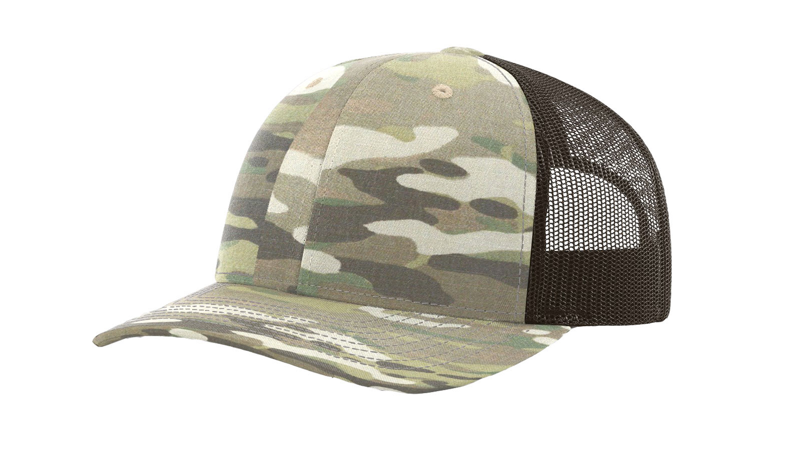 Richardson Multicam Trucker Cap