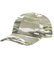 Custom R-Flex Multicam Cap