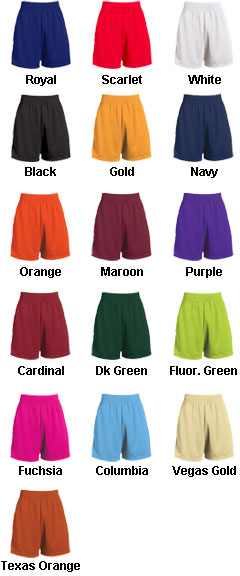 Womens Cool Mesh Volleyball Shorts - All Colors