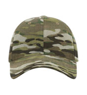 Custom Structured Multicam®  Cap