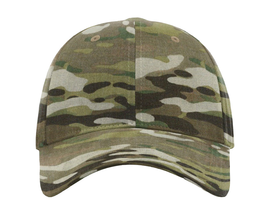 Structured Multicam® Cap