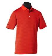 Custom Callaway Adult Fine Line Core Stripe Polo