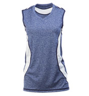 Custom Womens Boomerang Sleeveless Softball Jersey