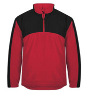 Custom Badger Adult Contender 1/4 Zip Jacket