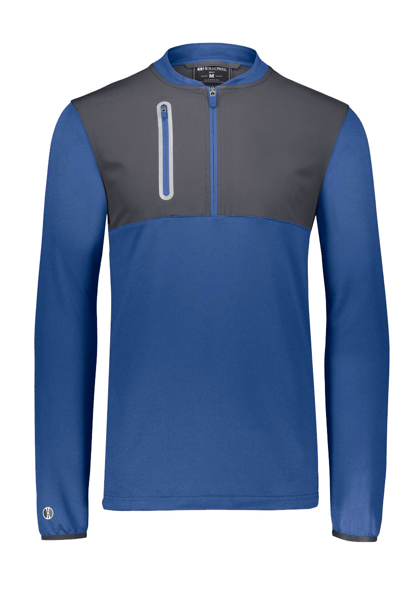 Holloway Adult Weld Hybrid Pullover