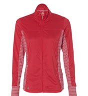 Custom Adidas Golf Womens Rangewear Full Zip Jacket