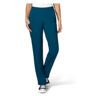 Custom Womens Flat Front Double Cargo Pant