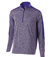 Custom Adult Electrify 1/2 Zip Pullover