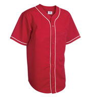 Custom Adult Walk Off Baseball Jersey with Sewn-On Braid