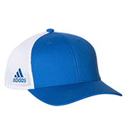 Custom Adidas Mesh-Back Colorblock Cap
