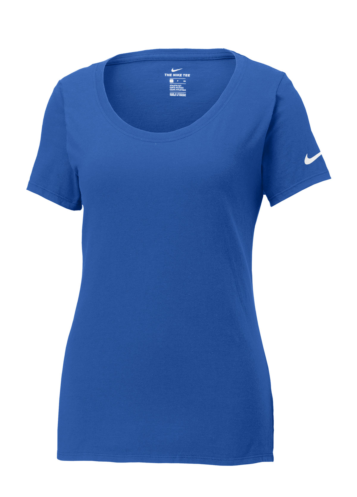 Limited Edition Nike Ladies Core Cotton Scoop Neck Tee