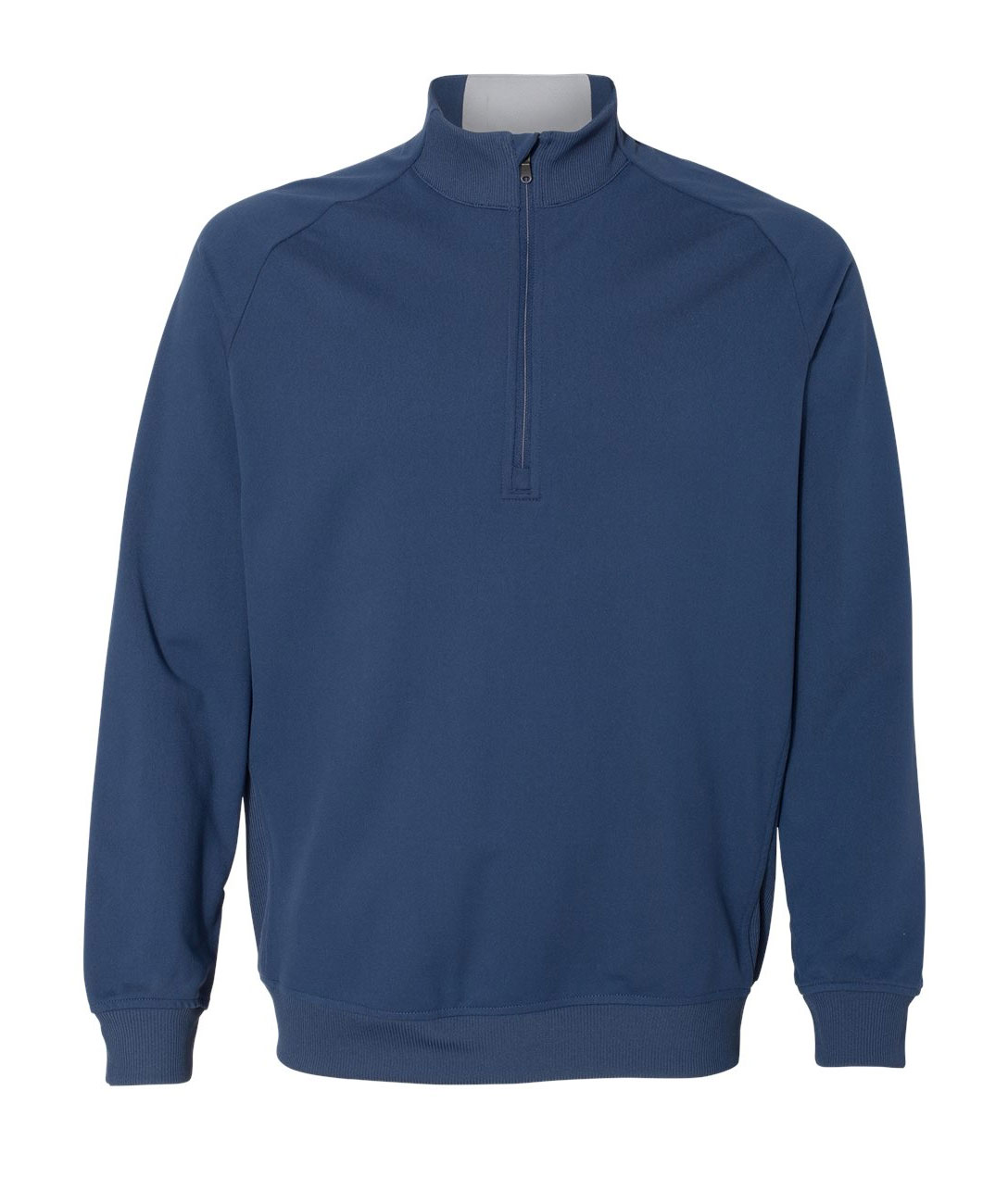 Adidas Mens Quarter Zip Club Pullover