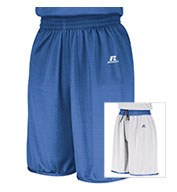 Custom Russell Adult Undivided Single-Ply Reversible Short
