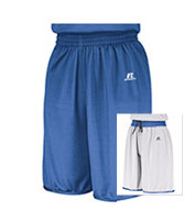 Custom Russell Youth Undivided Single Ply Reversible Short