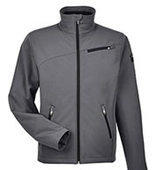 Custom Spyder Mens Transport Soft Shell Jacket
