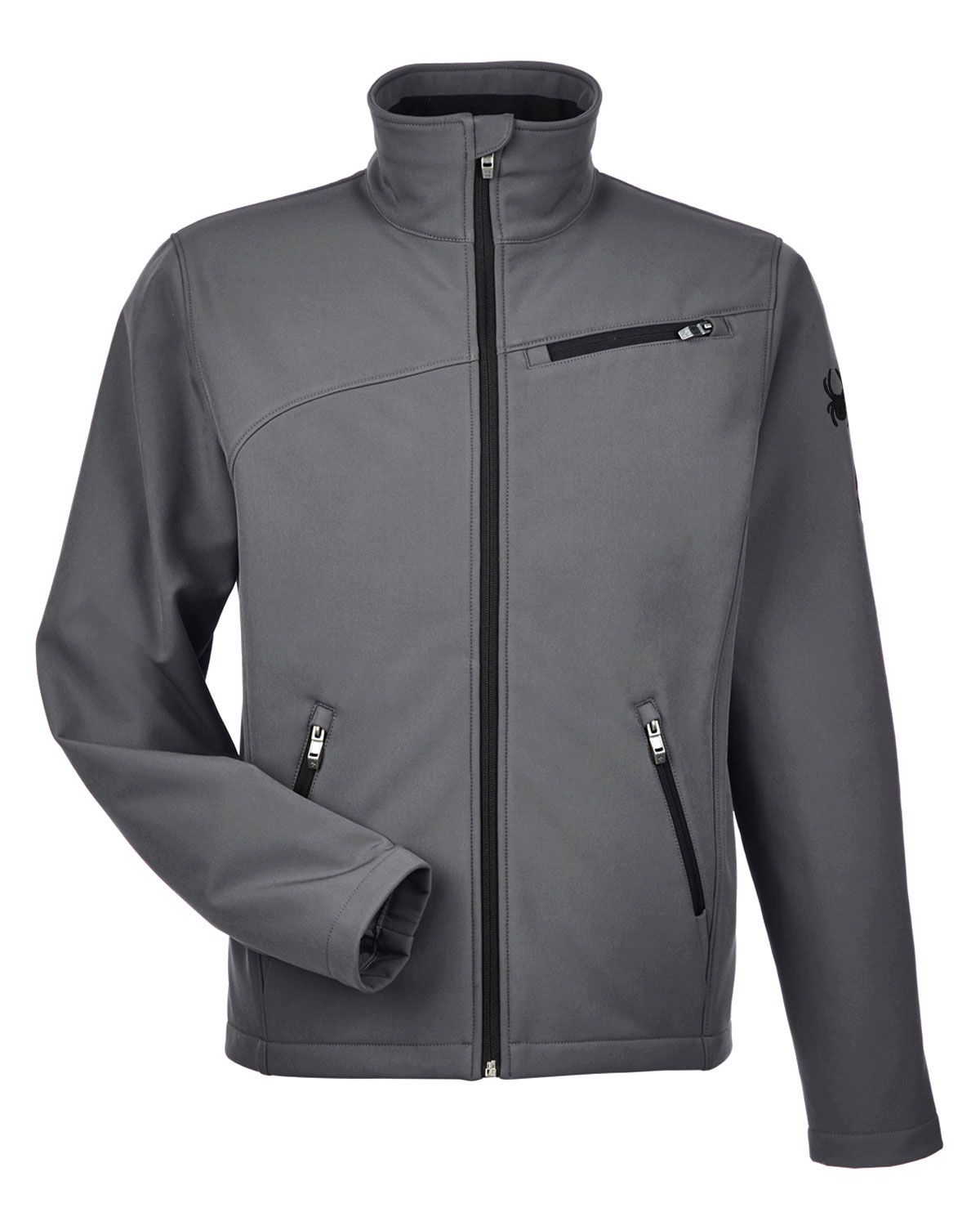 Spyder Mens Transport Soft Shell Jacket