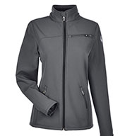 Custom Spyder Ladies Transport Softshell Jacket