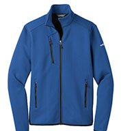 Custom Eddie Bauer® Adult Dash Full-Zip Fleece Jacket