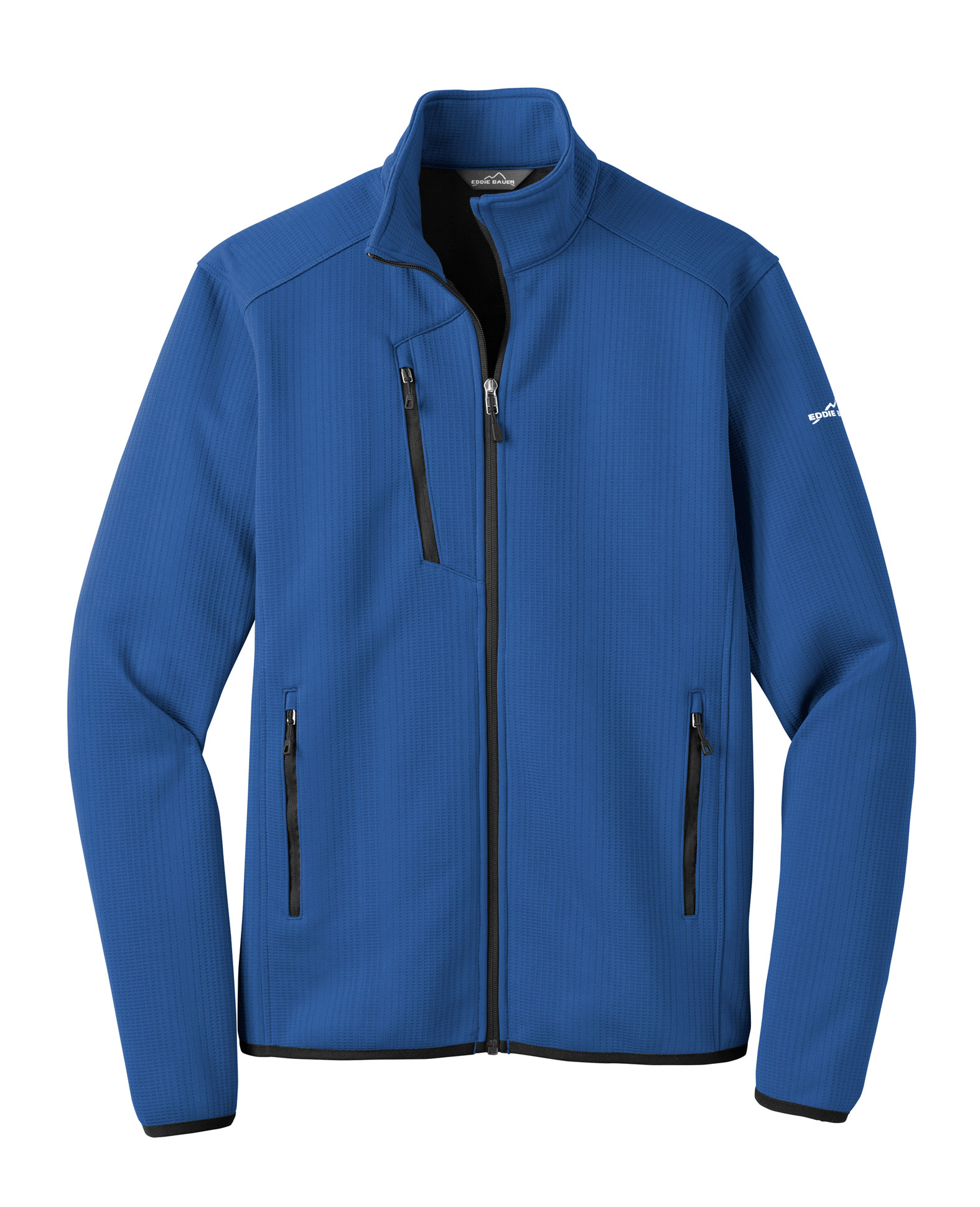 Eddie Bauer® Adult Dash Full-Zip Fleece Jacket