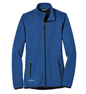 Custom Eddie Bauer® Ladies Dash Full-Zip Fleece Jacket
