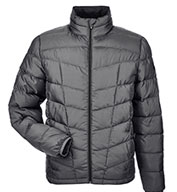 Custom Spyder Mens Pelmo Insulated Puffer Jacket