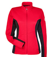 Custom Spyder Ladies Constant Full Zip Sweater Fleece