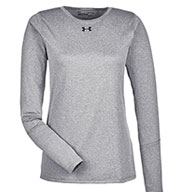 Custom Under Armour Ladies Long-Sleeve Locker T-Shirt 2.0