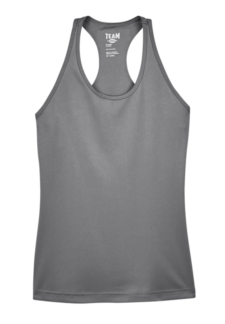 Team 365 Ladies  Zone Performance Racerback Tank