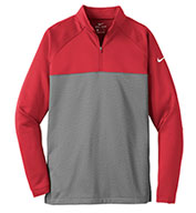 Custom Nike Therma-FIT 1/2-Zip Mens Fleece