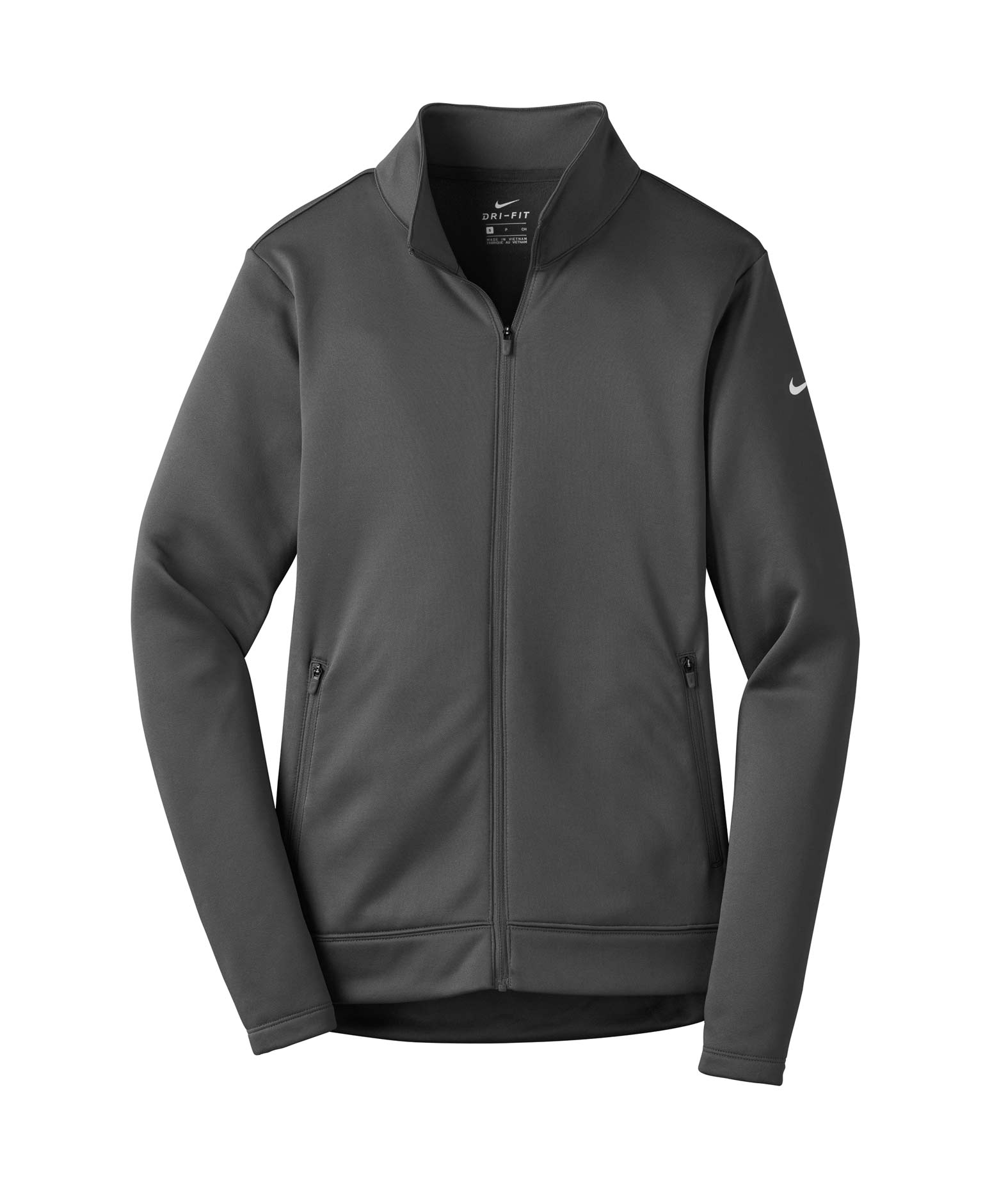 Custom Nike Ladies Therma Fit Full Zip Fleece