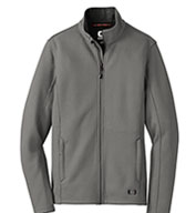 Custom OGIO® Mens Grit Fleece Jacket