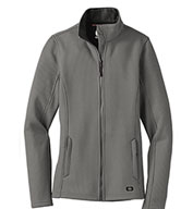 Custom OGIO® Ladies Grit Fleece Jacket