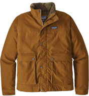 Custom Patagonia Mens Maple Grove Canvas Jacket