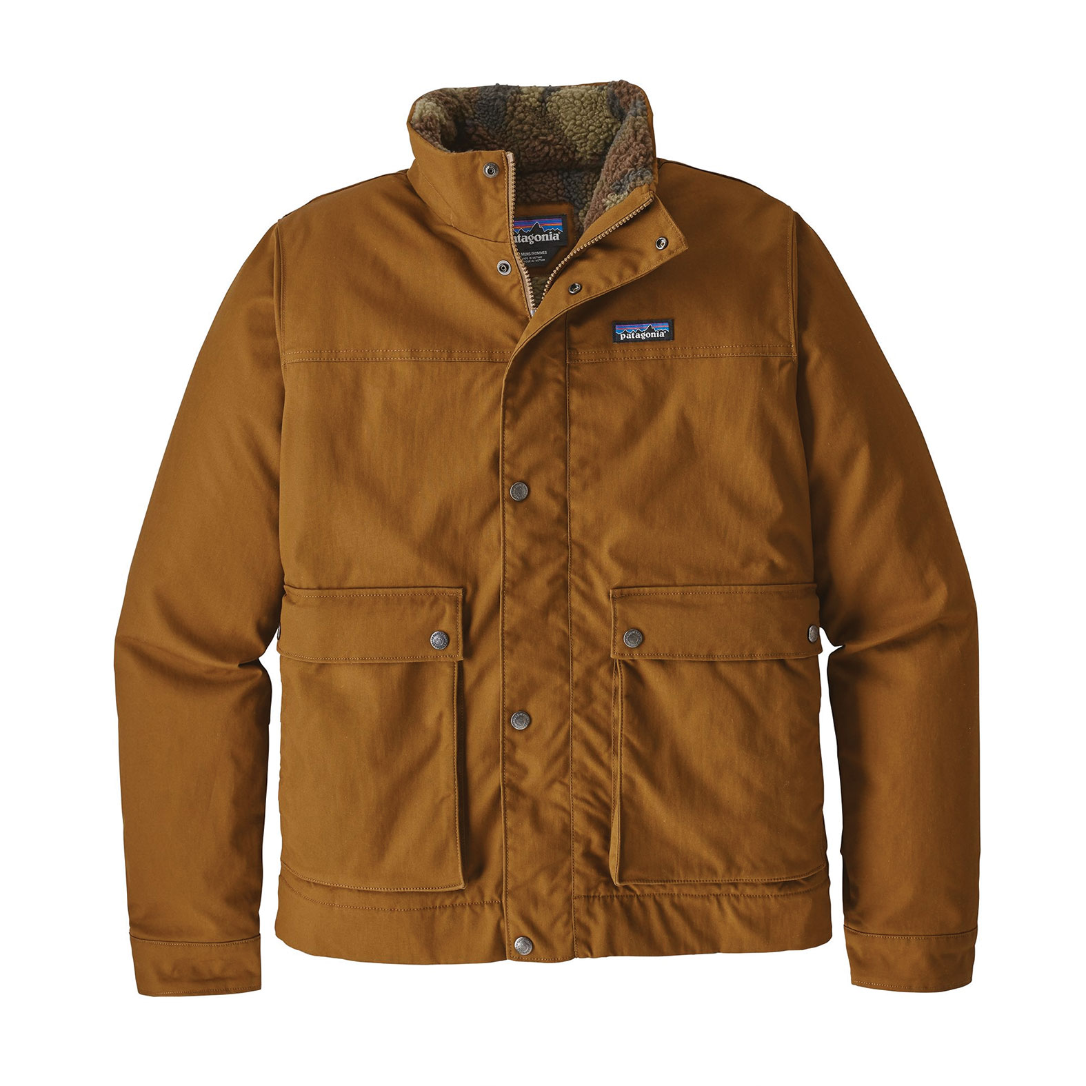 Patagonia Mens Maple Grove Canvas Jacket