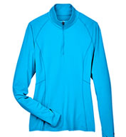 Custom Marmot Ladies Meghan Half Zip Pullover