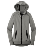 Custom New Era® Ladies Venue Fleece Full-Zip Hoodie
