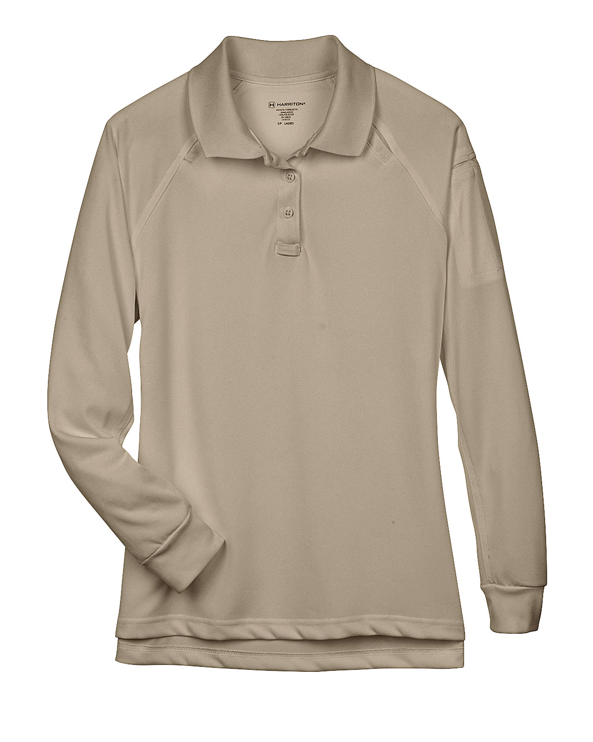 Ladies Tactical Long-Sleeve Performance Polo