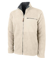 Custom Charles River Mens Jamestown Fleece Jacket