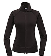 Custom The North Face® Ladies Tech Full-Zip Fleece Jacket