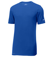 Custom Nike Mens Dri-FIT Cotton/Poly Tee