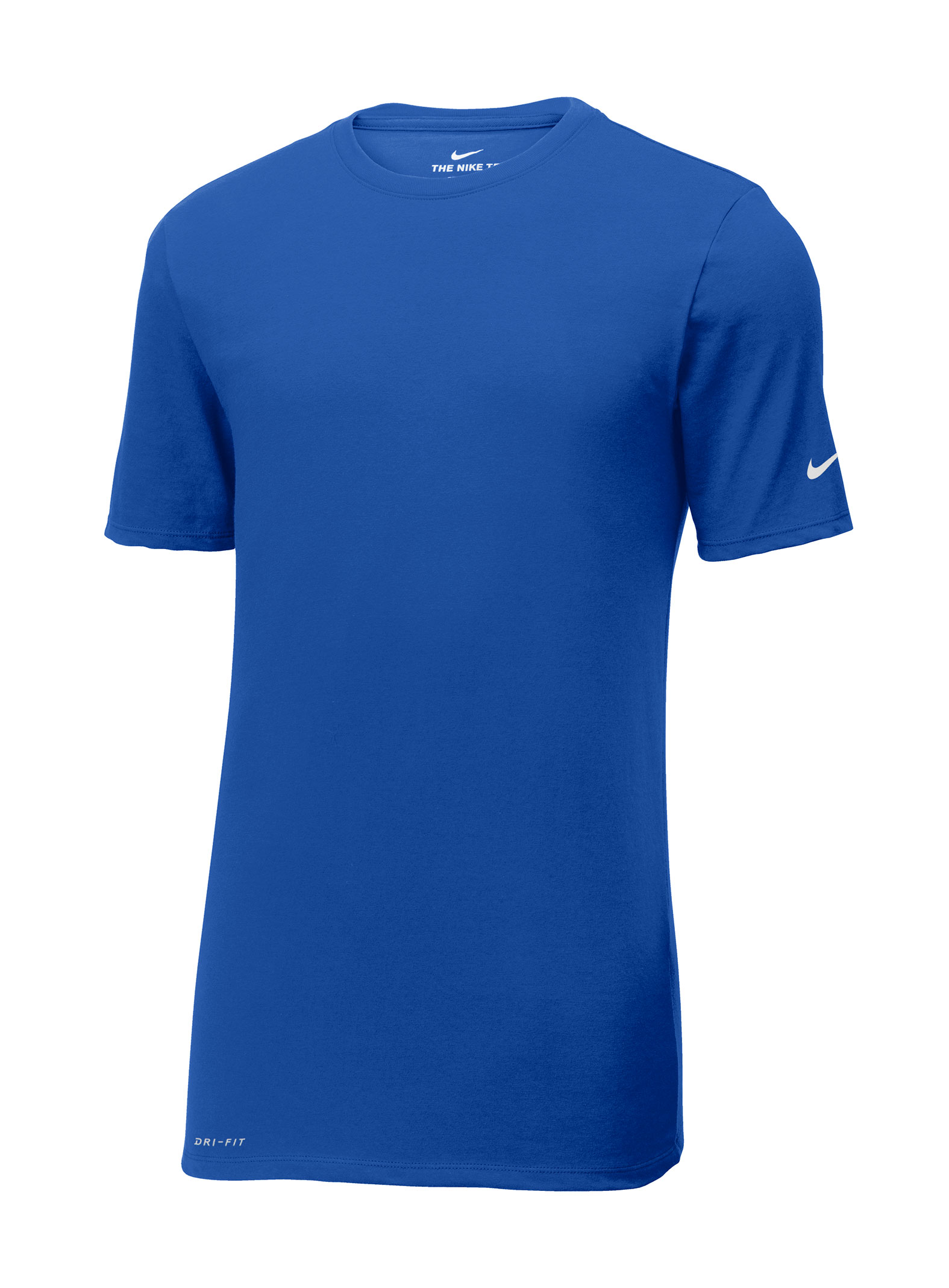 Nike Mens Dri-FIT Cotton/Poly Tee