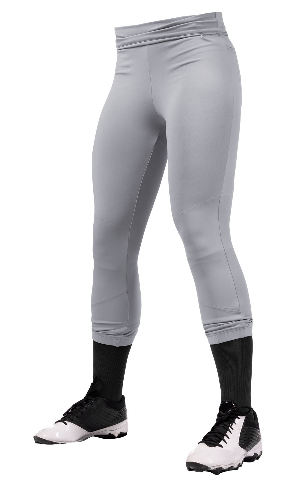 Ladies Hot Shot Yoga Style Softball Pant