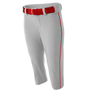 Custom Womens Softball Pant with Cording