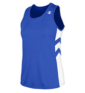 Custom Champion Womens Stride Singlet