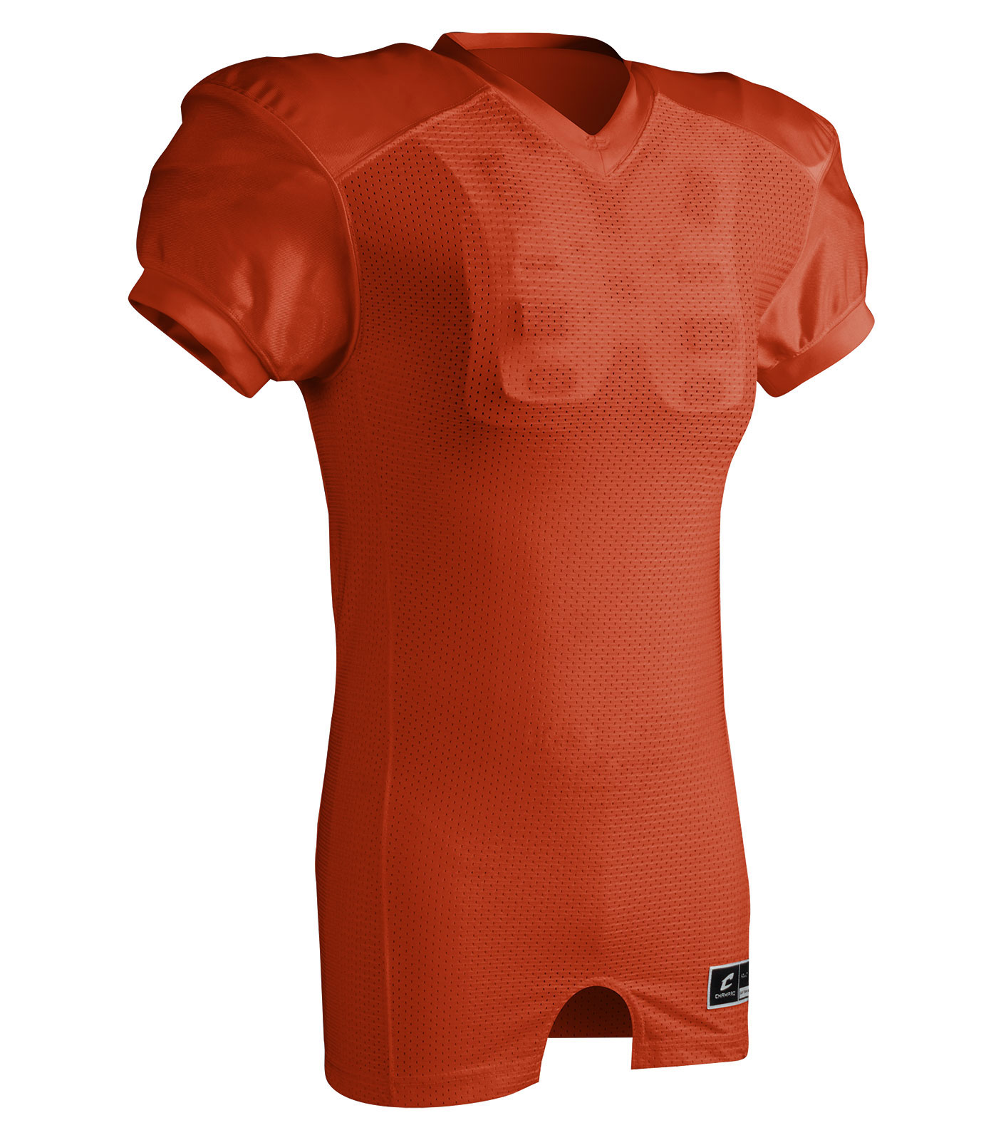 Champro Adult Red Dog Collegiate Fit Football Jersey