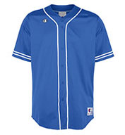Custom Champion Adult Slider Baseball Jersey